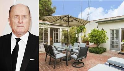 Robert Duvall vende casa em West Hollywood por 1,3 milhões de euros