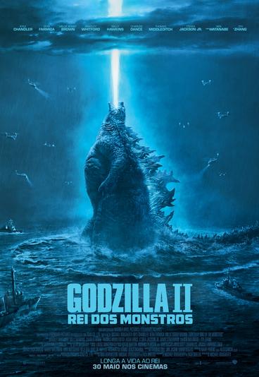 """""""Godzilla II: Rei dos Monstros"""": ganhe convites para as antestreias"""