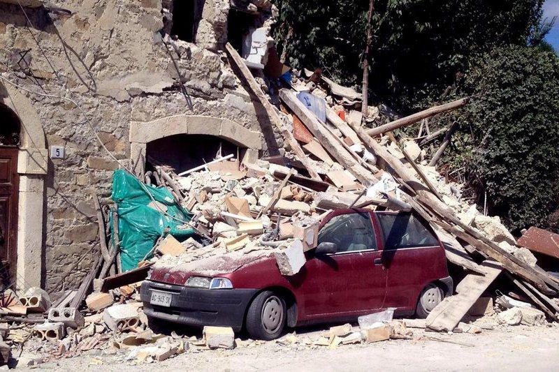 Comité Olímpico Italiano solidário com vítimas de sismo