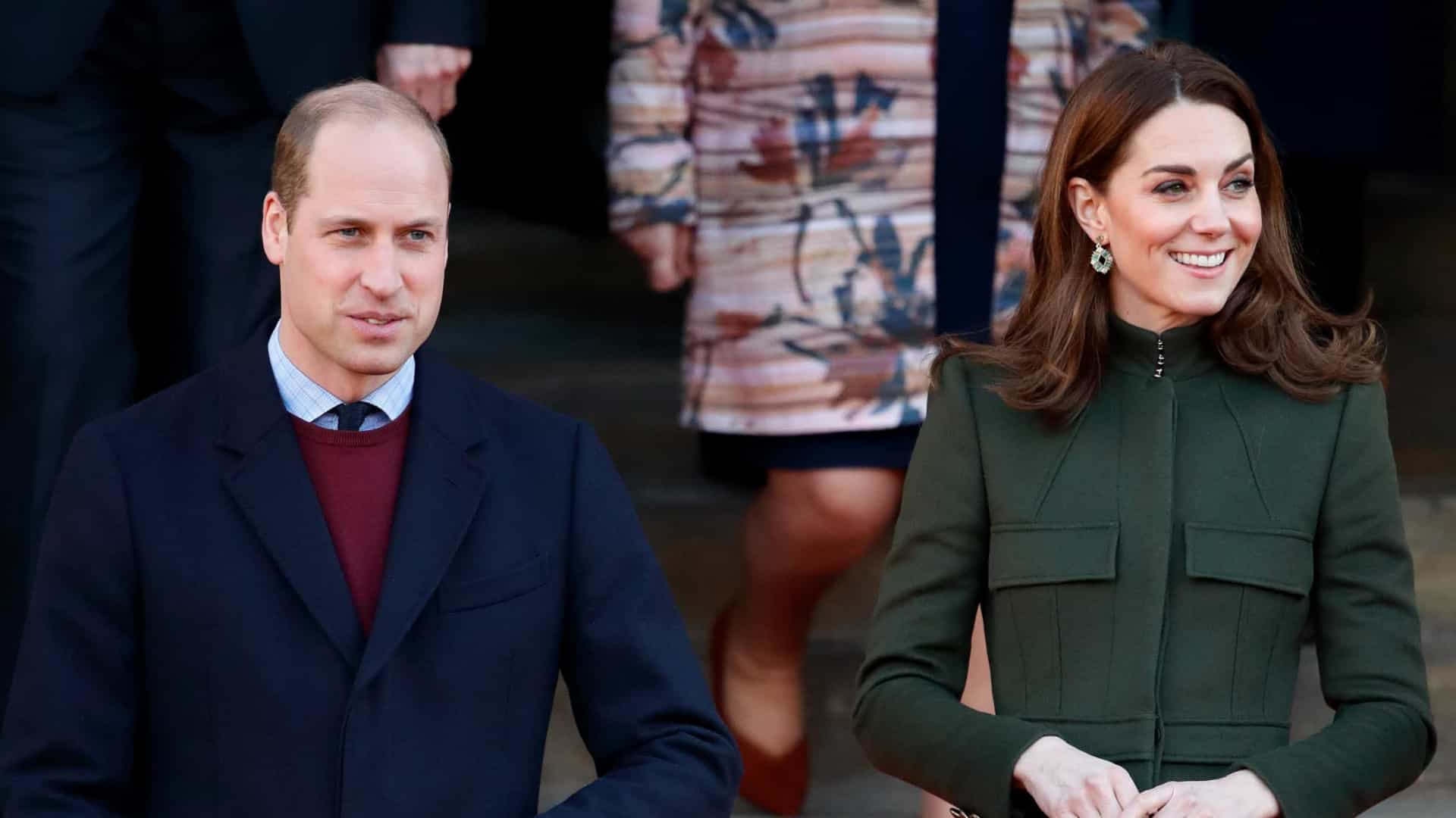 Vídeo viral: Príncipe William surpreende ao falar em língua gestual