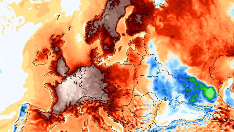 O mês de junho foi o mais quente de sempre a nível global