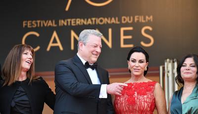 Cannes: 10 anos depois do Óscar, Al Gore volta a debater alterações climáticas no cinema