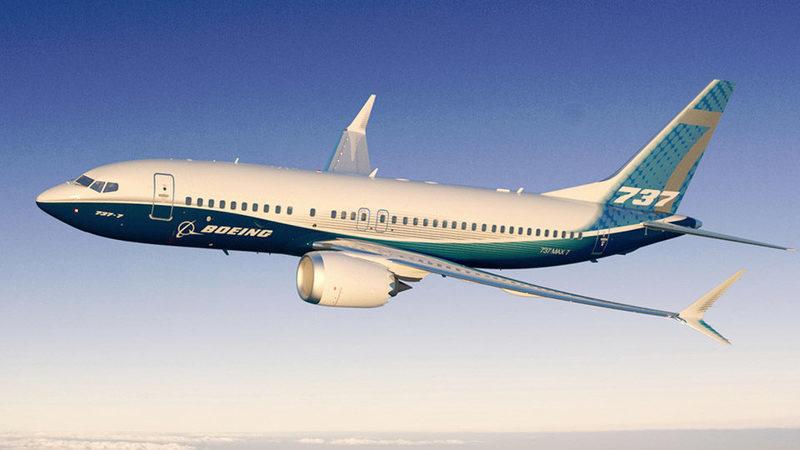 Certificação do Boeing 737 MAX 8 vai ser objeto de auditoria