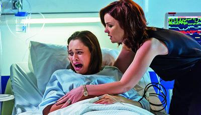 Em breve em 'Valor da Vida': Camilla deixa a filha entre a vida e a morte