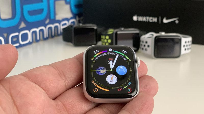 Apple Watch Series 5: surpreenda-se com a primeira imagem do relógio