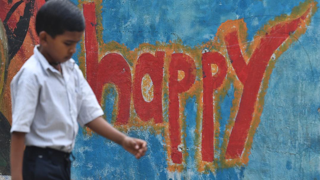Português cria projeto solidário para ajudar famílias na Índia