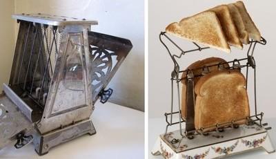 Quantos anos lhes dá? A incrível história das avós da torradeira elétrica e da panela de pressão