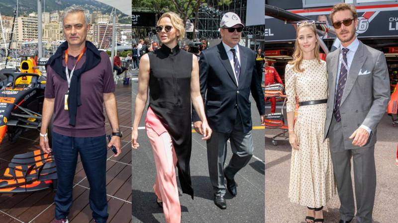 Todos os famosos que não quiseram perder o Grande Prémio de Fórmula 1 do Mónaco
