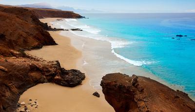 Fuerteventura: uma ilha aqui ao lado onde nunca faz frio