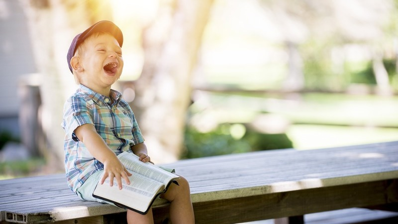 Livros divertidos para rir com o seu filho