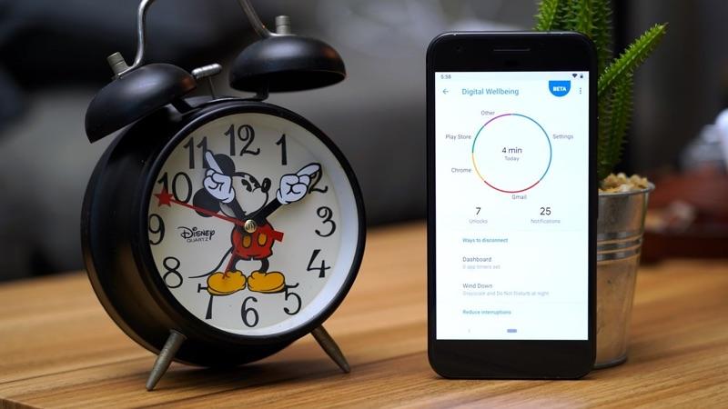Agora já todos podem controlar o tempo passado no Android com o ActionDash