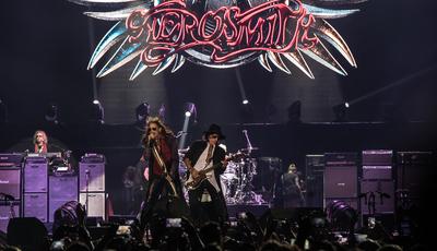 O adeus dos Aerosmith no MEO Arena: O sonho de uma noite de verão