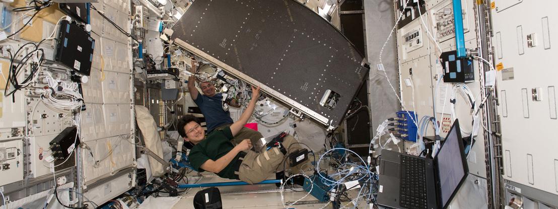 NASA termina missão de 20 anos na Estação Espacial Internacional