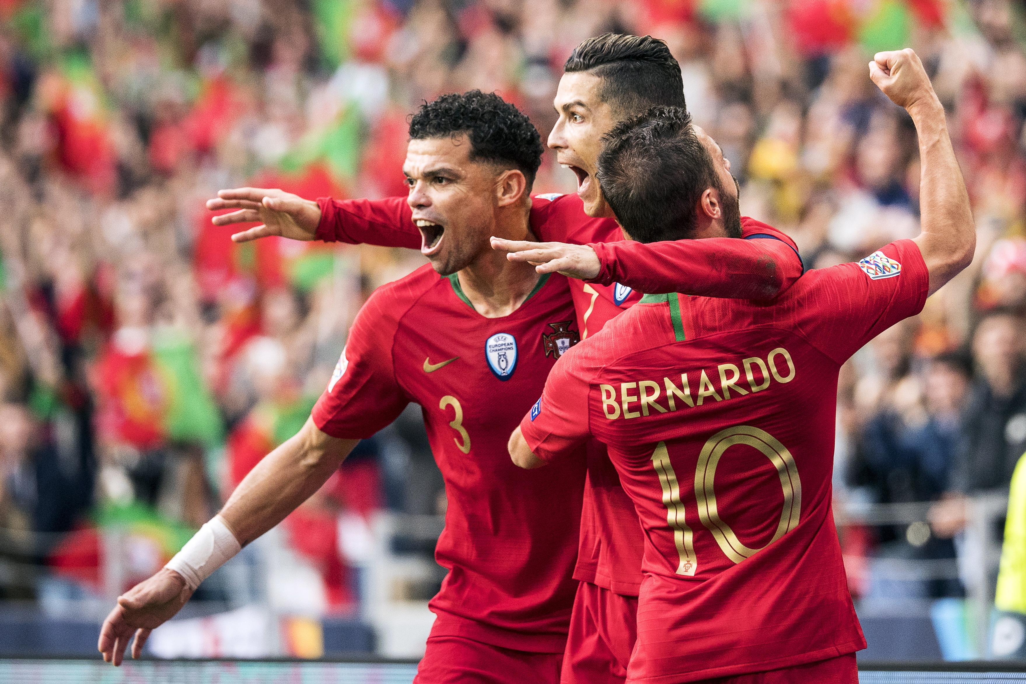 """Pepe: """"A Ucrânia é uma seleção muito parecida com Portugal"""""""