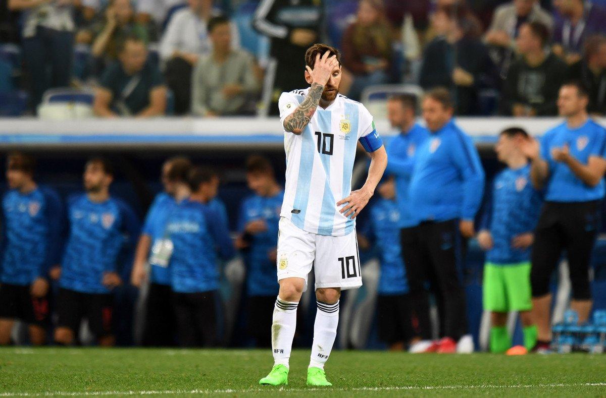 """Sampaoli: """"Messi é prejudicado por não encontrarmos uma equipa que encaixe com ele"""""""