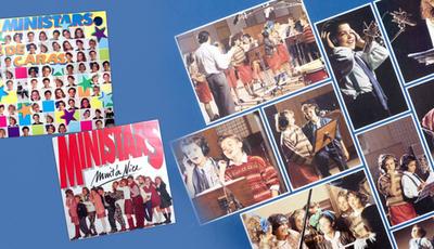 Ministars nasceram há 30 anos: Lembra-se dos discos do grupo?