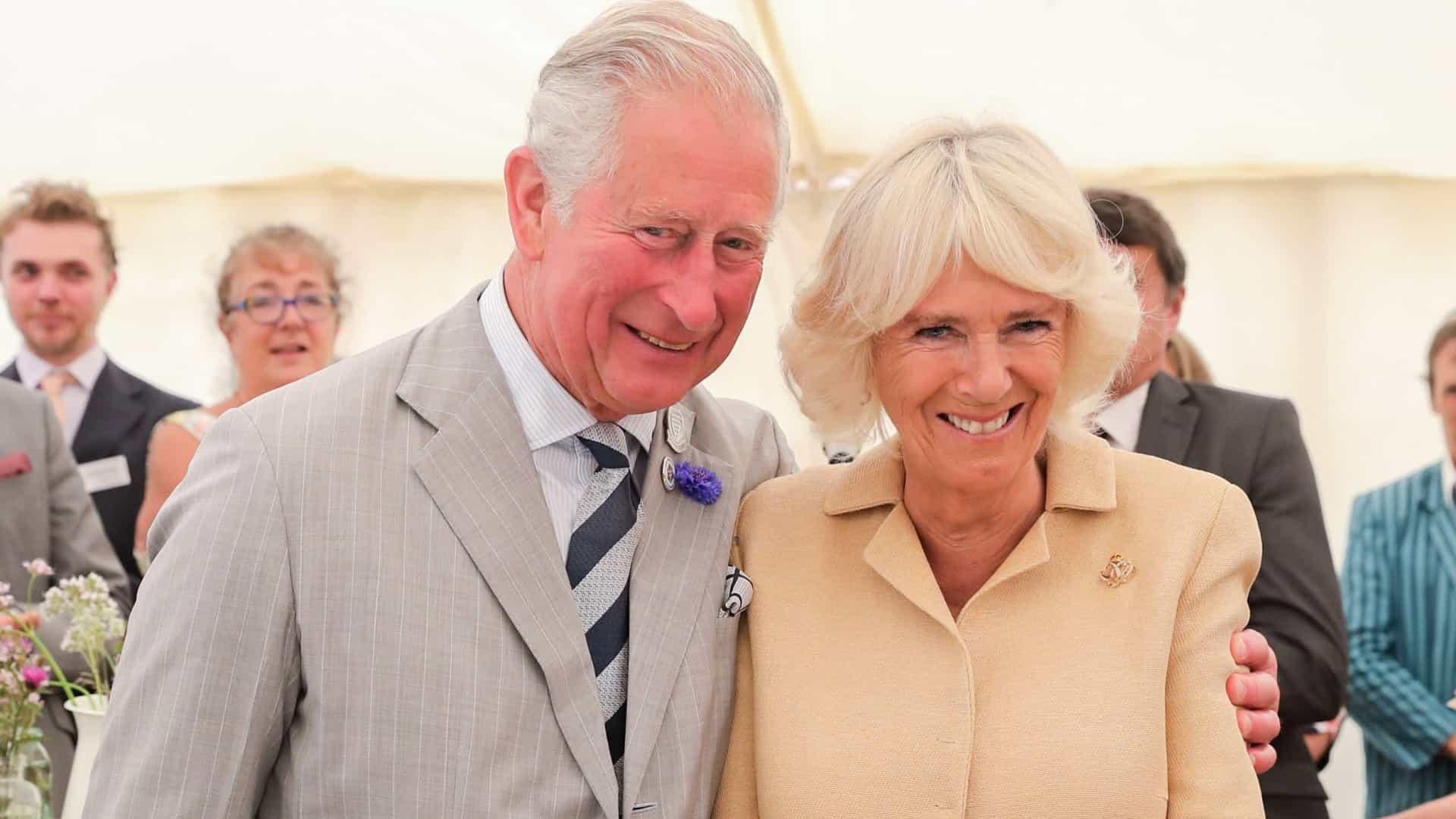 Eis o programa de televisão preferido do príncipe Carlos e Camilla