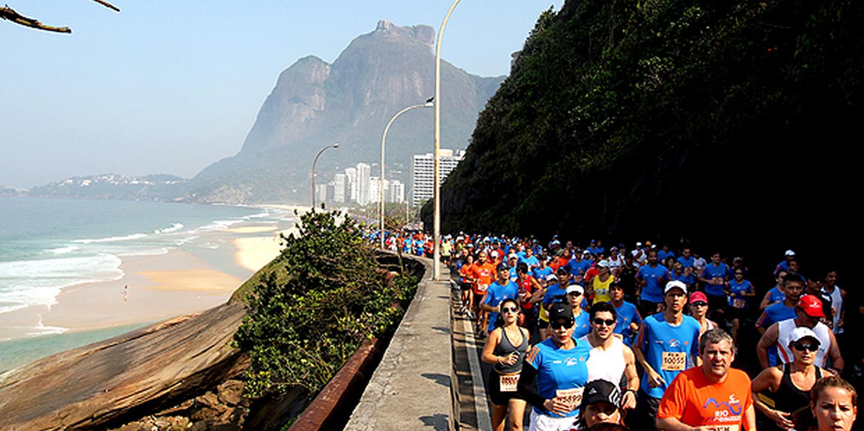 José Márcio Leão e Esther Kakuri vencem Meia Maratona do Rio de Janeiro