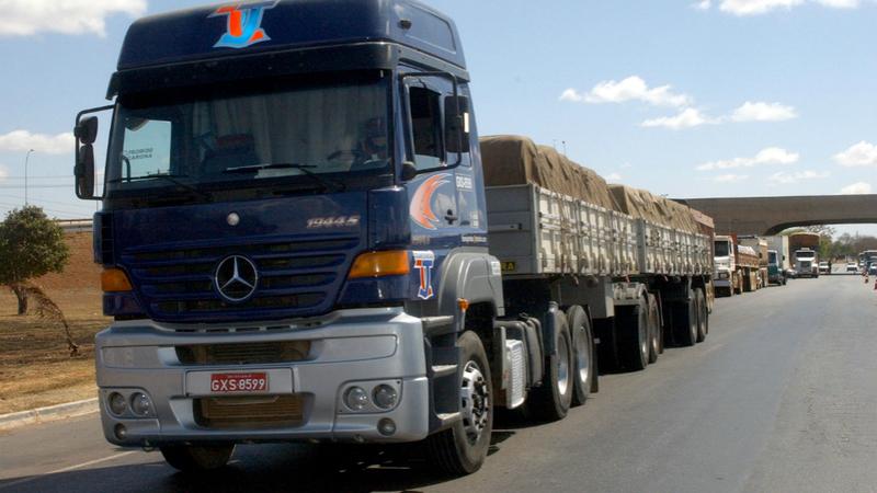 Camionistas da ANTP anunciam paralisação para amanhã