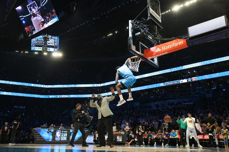 Diallo, Harris e Tatum venceram concursos do fim de semana 'All Star' da NBA