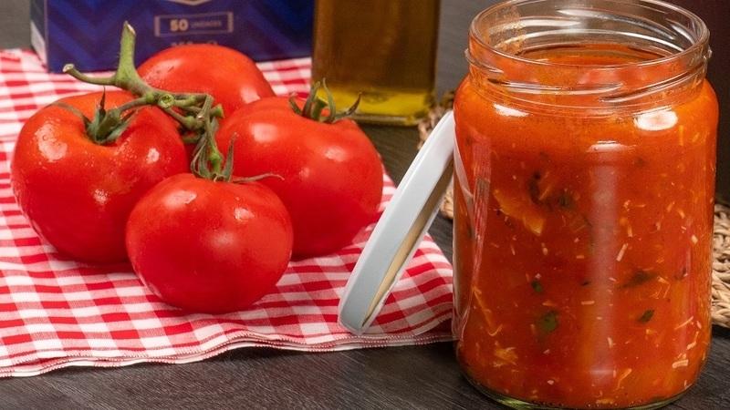 Arrisque nesta nova receita de molho de tomate