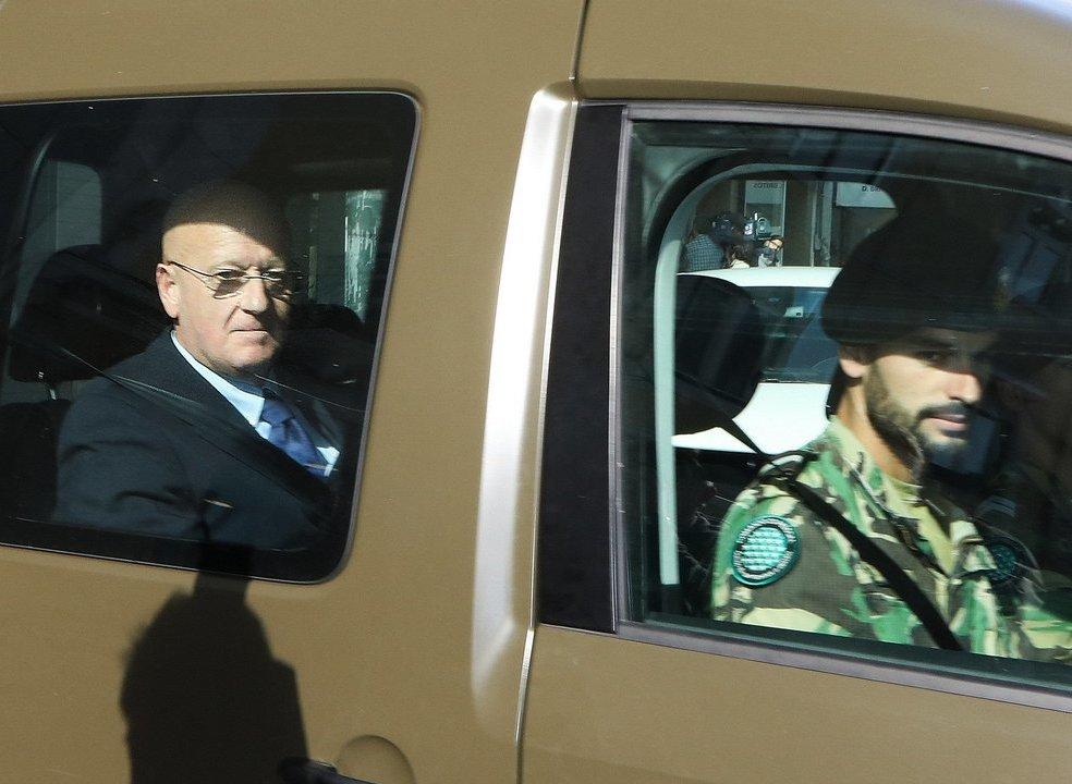 Tancos: juiz vai além do Ministério Público para prender ex-diretor da PJ militar
