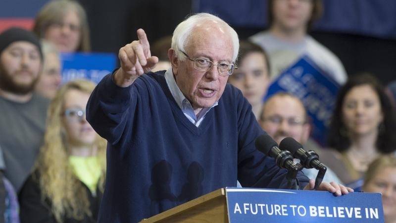 EUA: Bernie Sanders anuncia candidatura à presidência dos Estados Unidos