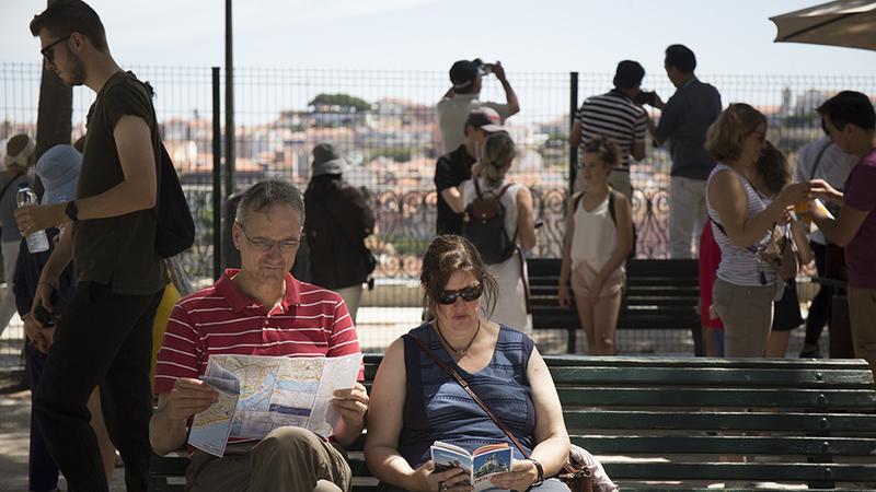 Crescimento do turismo em Lisboa vai abrandar este ano