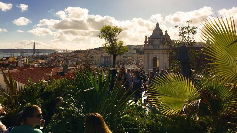 10 terraços em Lisboa: sugestões para os finais de tarde deste verão