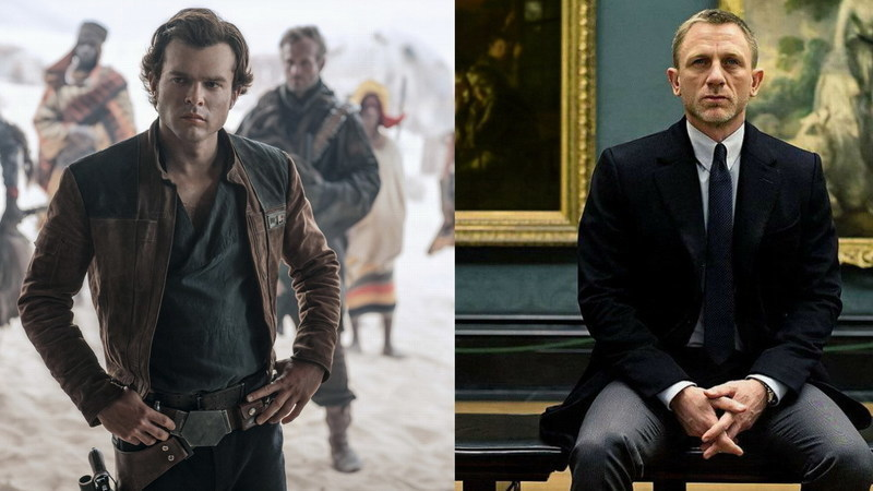 "De ""Star Wars"" a James Bond: 25 sagas indestrutíveis do cinema"