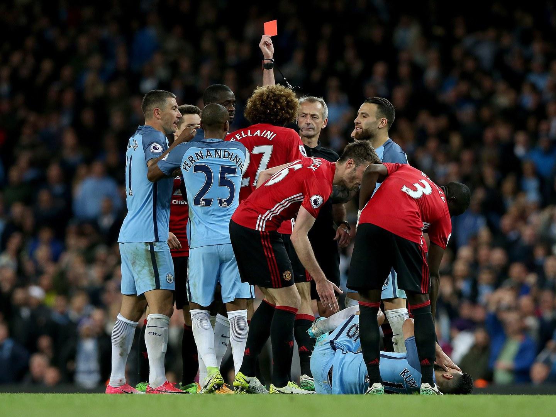 Nem ganhou Mourinho, nem ganhou Guardiola. Nulo no derby de Manchester