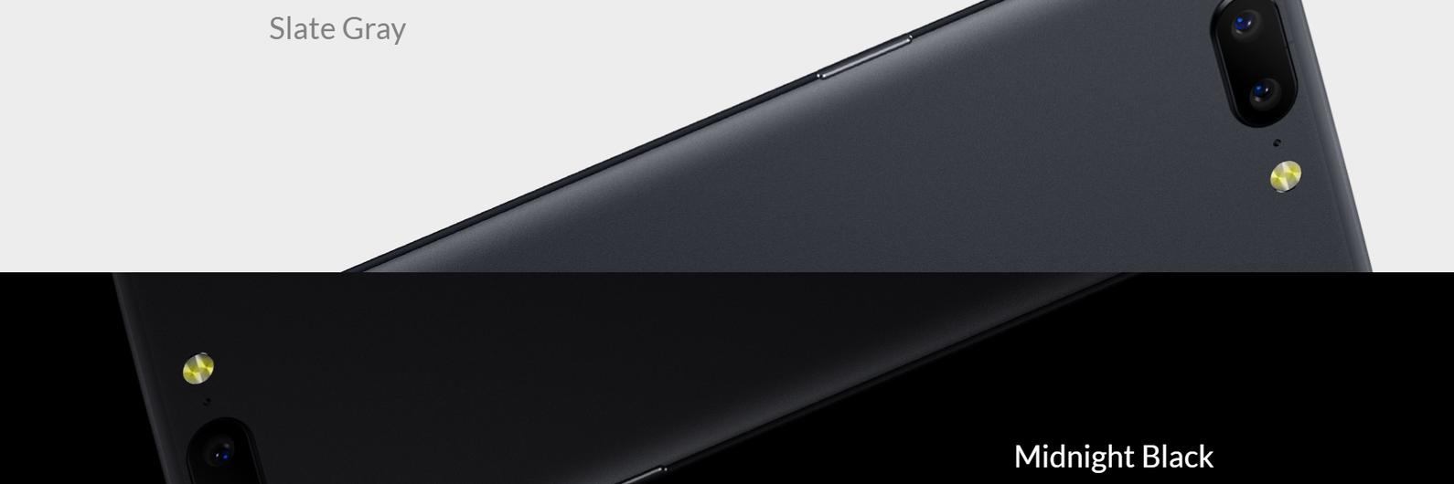 O novo OnePlus 5 tem duas câmaras e 8GB de RAM