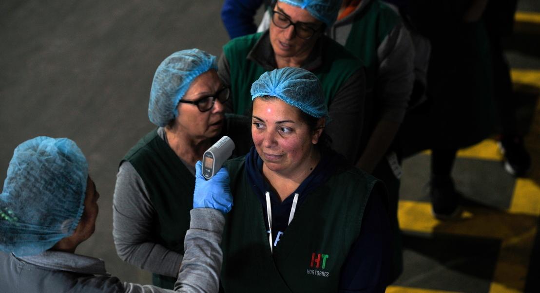 COVID-19: Portugal com 12.442 infetados e 345 mortos