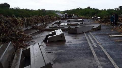 Há 30 portugueses por localizar na cidade da Beira após ciclone