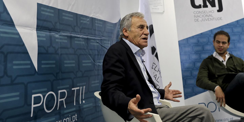 Jerónimo de Sousa defende fim do Pagamento Especial por Conta em 2018 em vez de redução da TSU