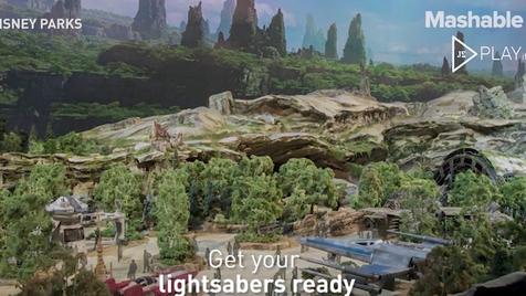 Star Wars Land: Numa galáxia aqui perto (e não falta assim tanto tempo)