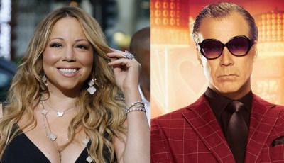 Diva: Mariah Carey foi cortada do filme de Will Ferrell