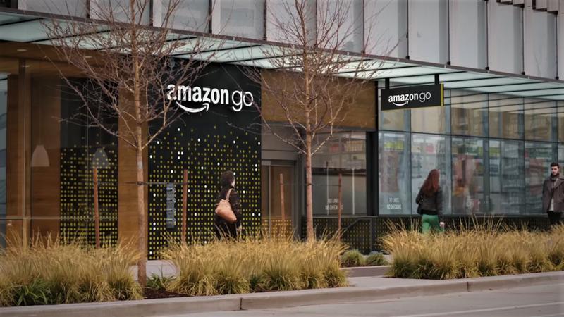 Depois de dominar a Internet, a Amazon quer deixar a sua marca no mundo real