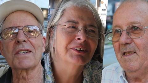 Avós portugueses: O que eles andam a ver e a ouvir