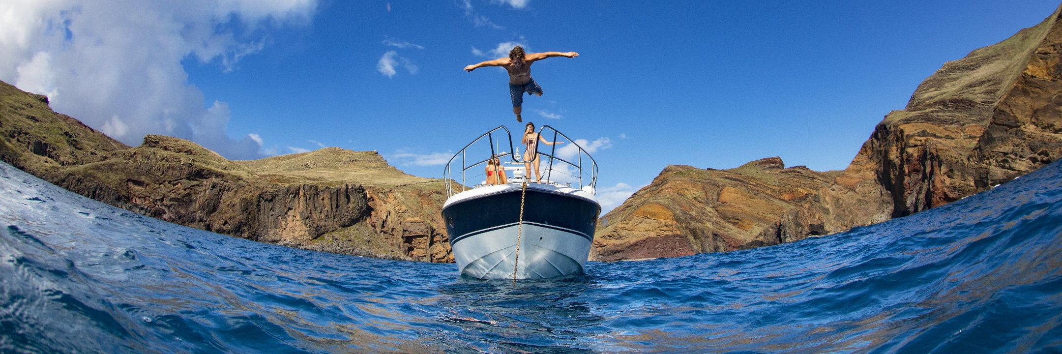 Madeira: um paraíso em tons de azul à sua espera