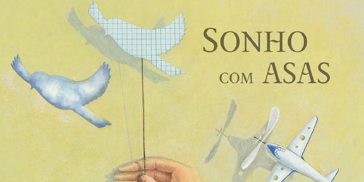 """""""Sonho com asas"""": Prémio Nacional de Ilustração entregue a Fátima Afonso no Folio"""