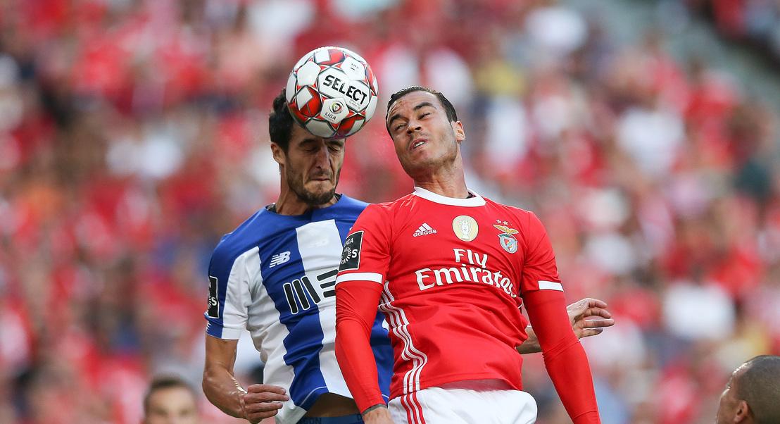 Benfica 0-1 FC Porto: Arranca a segunda parte na Luz