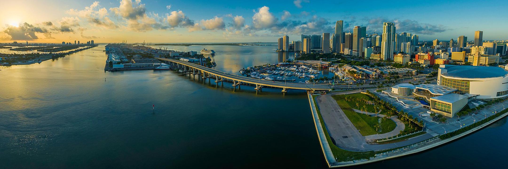Miami: praia, art déco e muita diversão para miúdos e graúdos