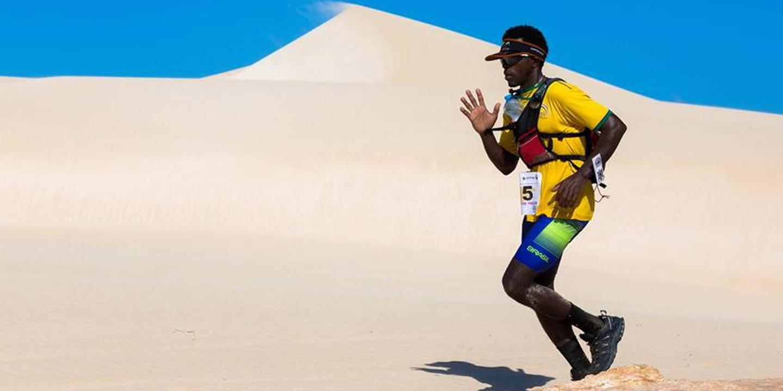Atletismo/Cabo Verde: Nataniel Moreira vence Boa Vista Ultramarathon Trail