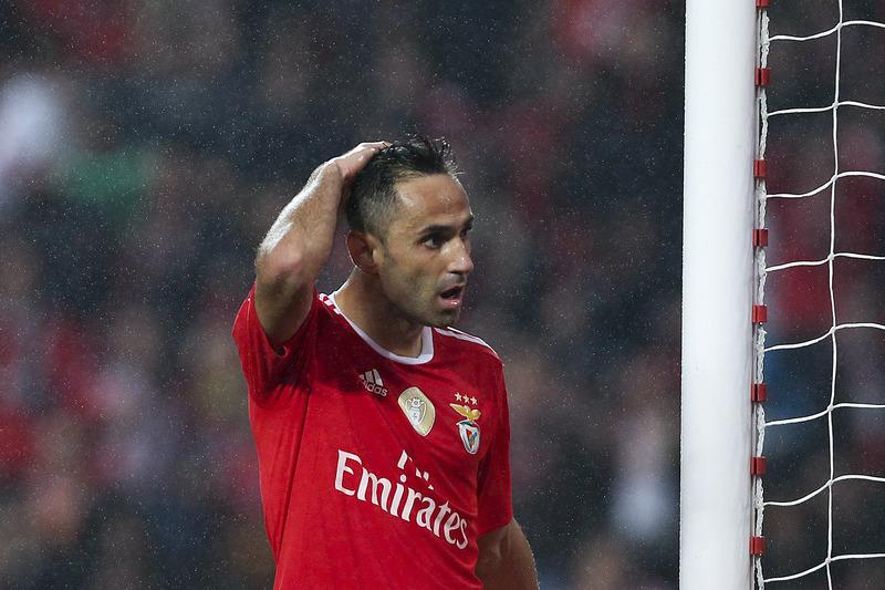 """Jonas: """"A temporada no Benfica foi maravilhosa"""""""