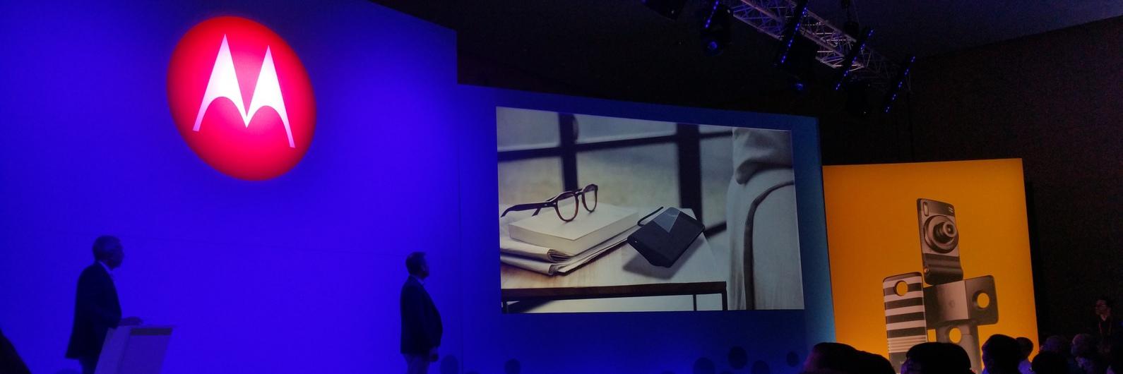 MWC17: os módulos da Motorola vieram para ficar e até a Alexa, da Amazon, já se rendeu a eles