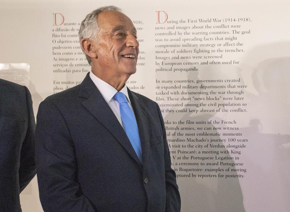 """Marcelo sobre CPLP: """"Sabemos todos que há valores essenciais de que não podemos abdicar nem suspender"""""""