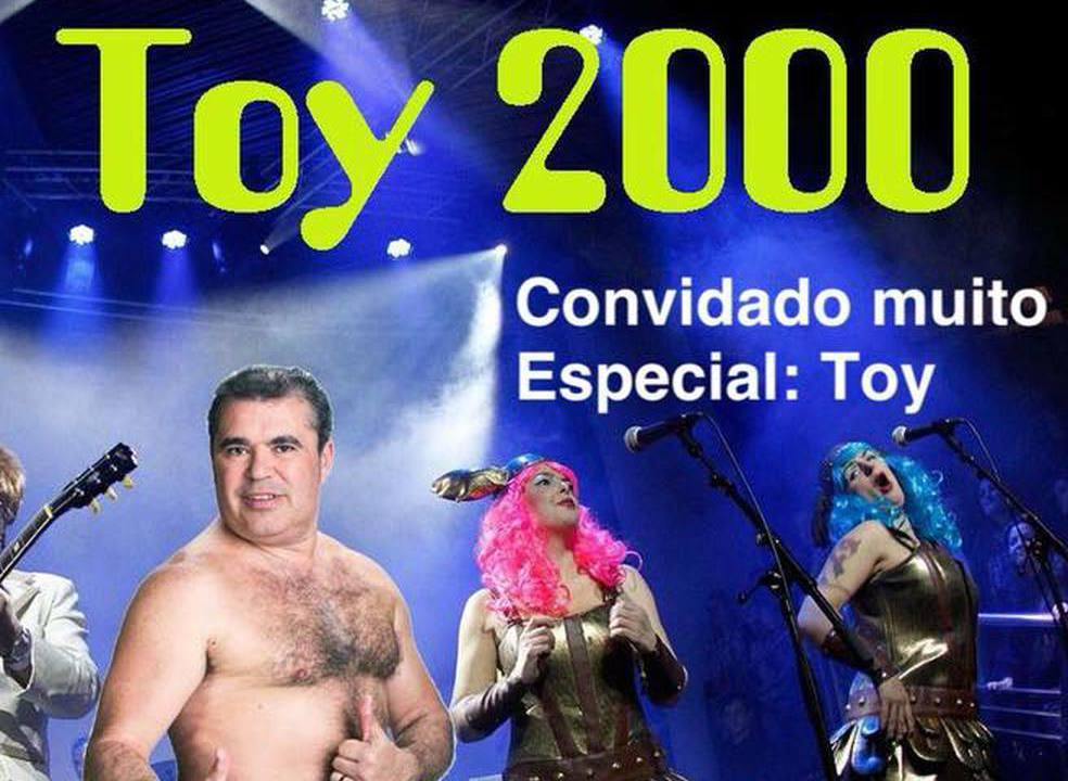 """""""Ena Toy 2000!"""": Ena Pá 2000 convidam Toy para concerto """"prenhe de romantismo"""""""
