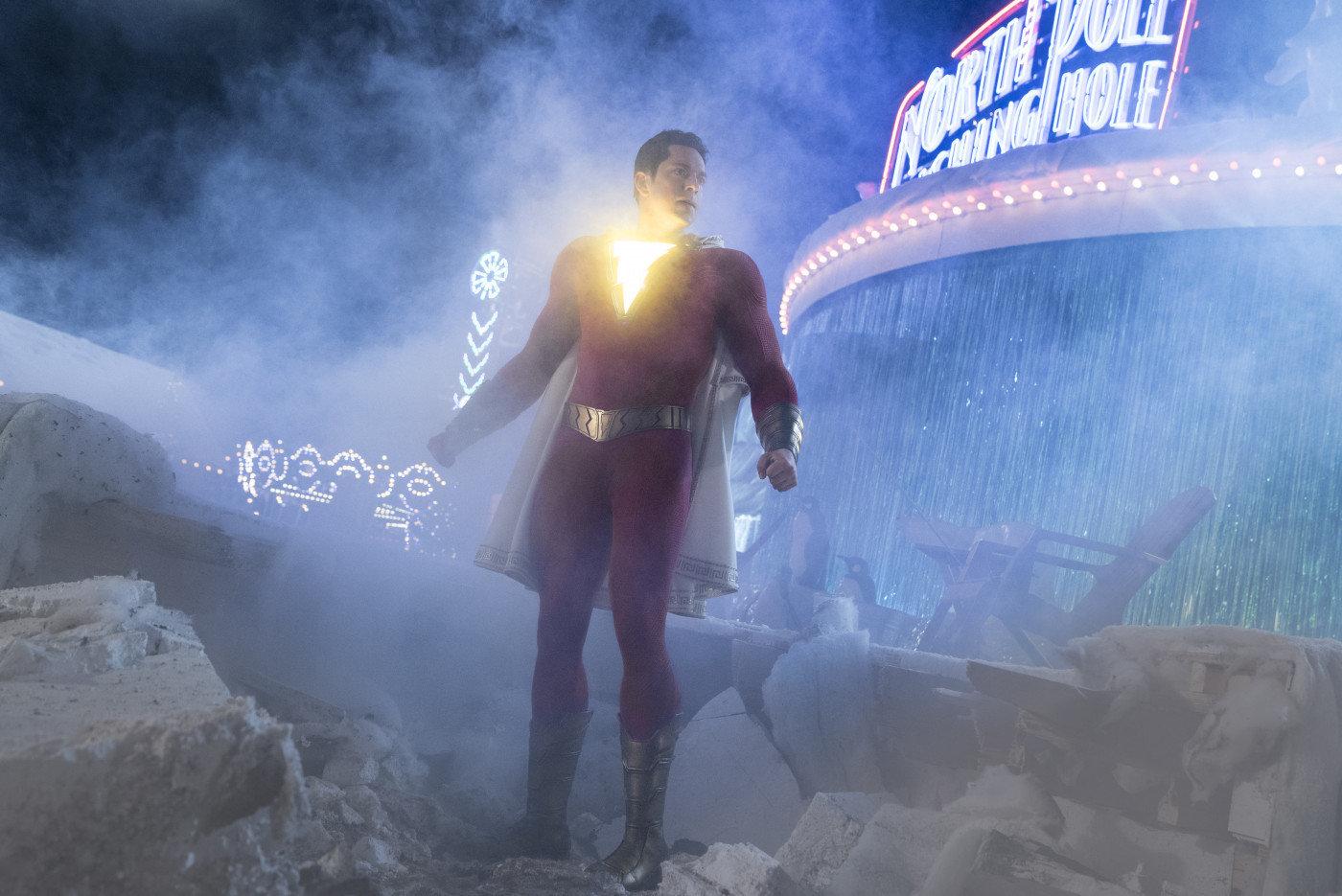 """""""Shazam!"""" vai regressar aos cinemas mais tarde do que se pensava"""