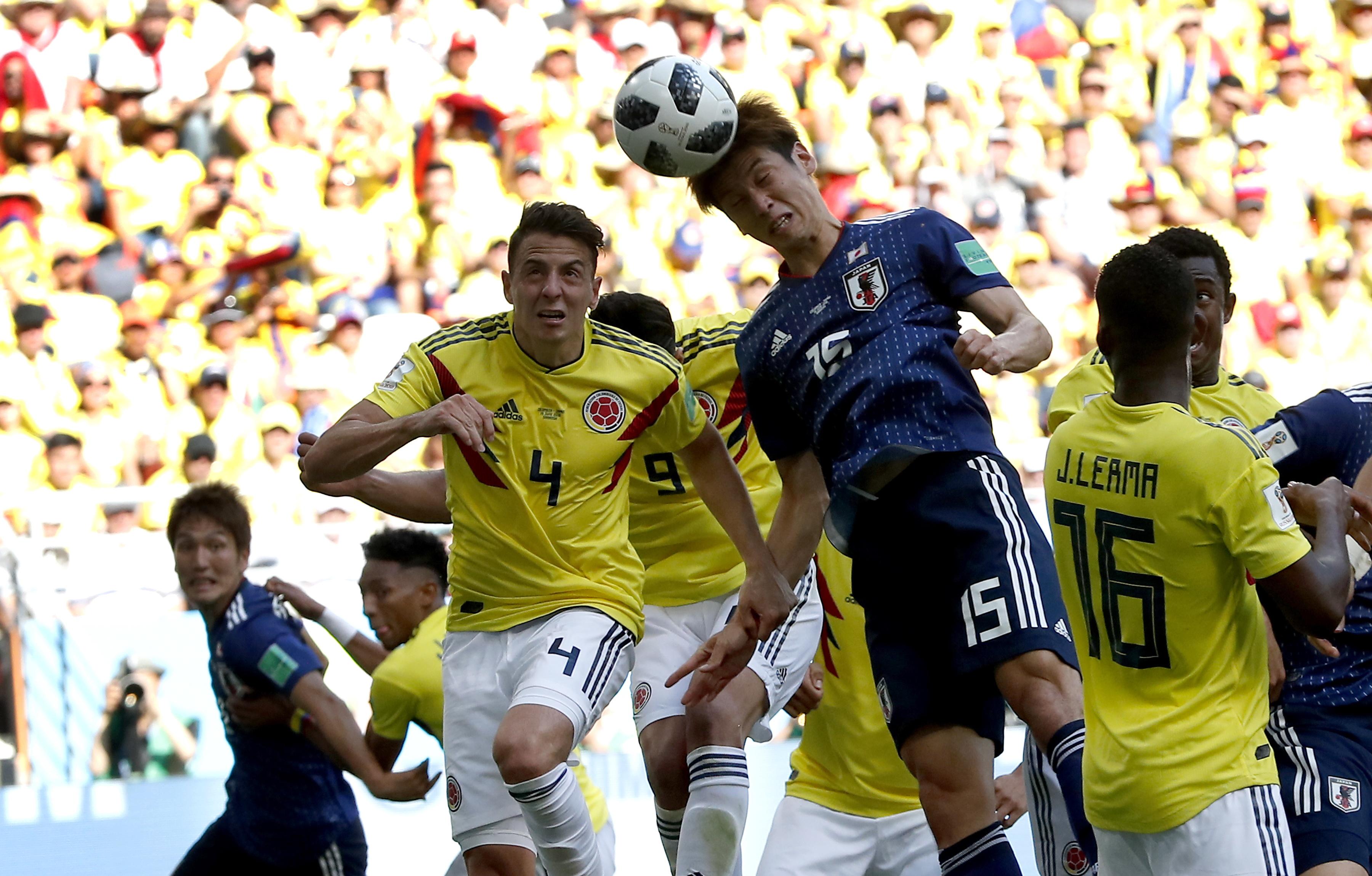 Colômbia 1-2 Japão: Pekerman lamenta cansaço, Nishino destaca justiça do segundo golo